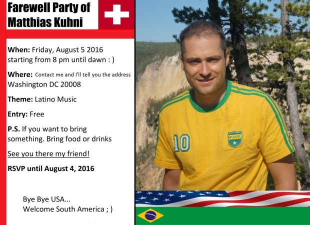 Matthias Kuhni Farewell Party Flyer fb